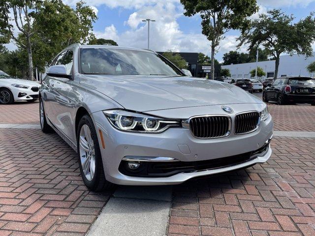 2018 BMW 330i xDrive Vehicle Photo in Charleston, SC 29407