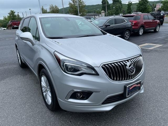 2018 Buick Envision Vehicle Photo in Watertown, CT 06795