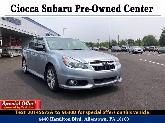 2014 Subaru Legacy Vehicle Photo in Allentown, PA 18103