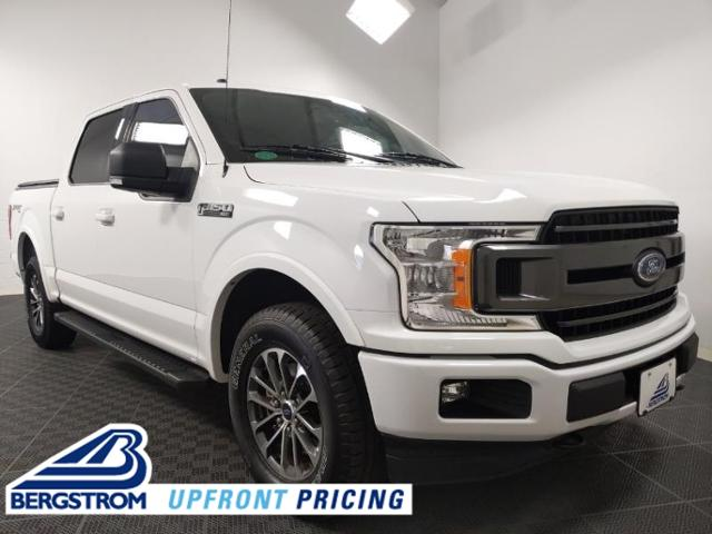 2018 Ford F-150 Vehicle Photo in Neenah, WI 54956