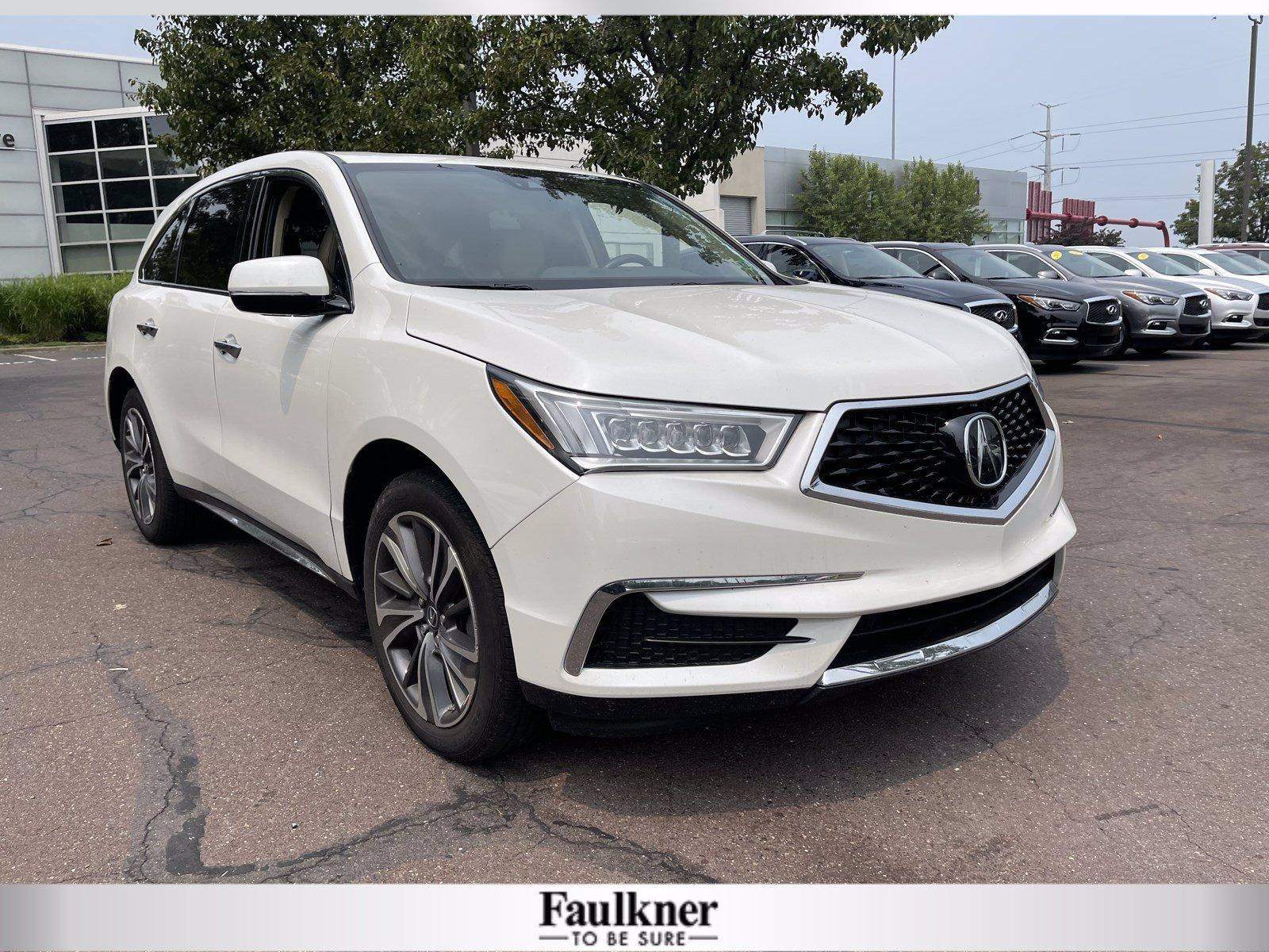 2019 Acura MDX Vehicle Photo in Willow Grove, PA 19090