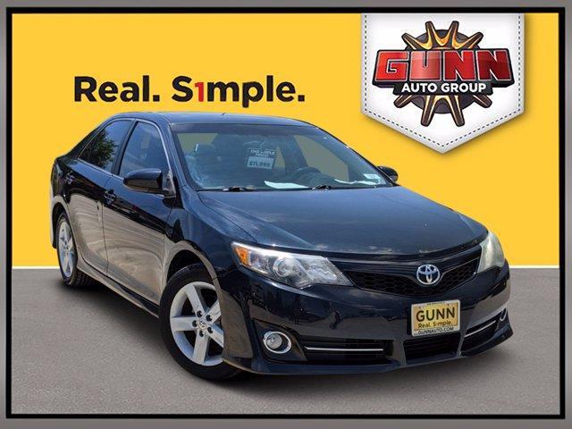 2012 Toyota Camry Vehicle Photo in Selma, TX 78154