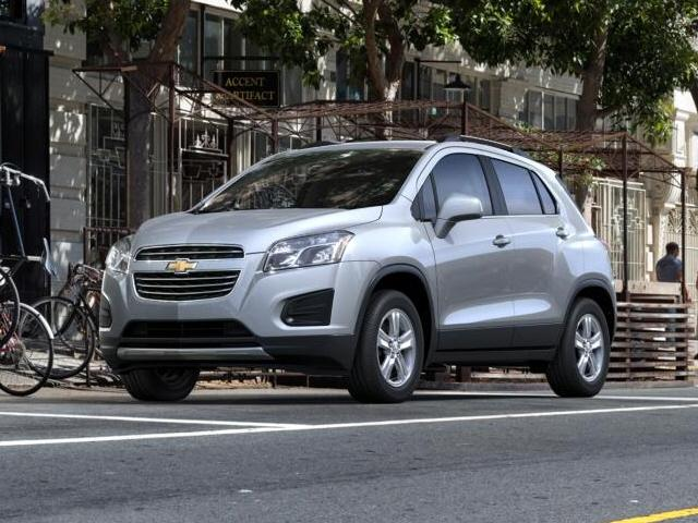 2015 Chevrolet Trax Vehicle Photo in Green Bay, WI 54304
