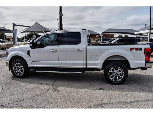 2020 Ford Super Duty F-250 SRW Vehicle Photo in San Angelo, TX 76901
