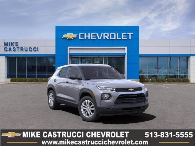 2021 Chevrolet Trailblazer Vehicle Photo in Milford, OH 45150