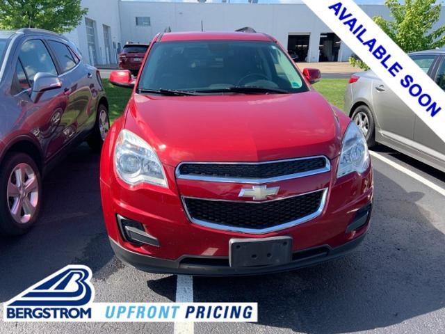 2013 Chevrolet Equinox Vehicle Photo in Oshkosh, WI 54904