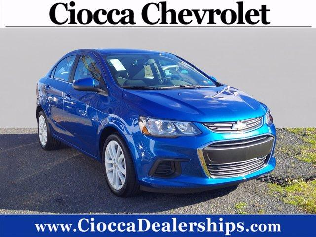 2020 Chevrolet Sonic Vehicle Photo in Quakertown, PA 18951