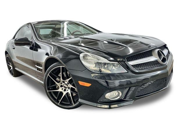 2011 Mercedes-Benz SL-Class Vehicle Photo in Portland, OR 97225