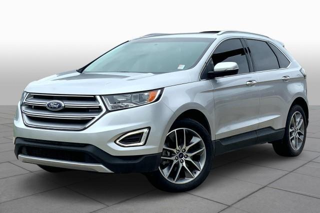 2016 Ford Edge Vehicle Photo in Tulsa, OK 74133