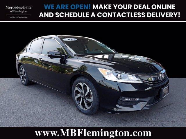 2016 Honda Accord Sedan Vehicle Photo in Flemington, NJ 08822