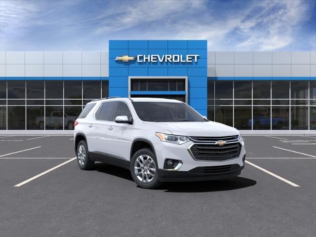 2021 Chevrolet Traverse Vehicle Photo in ELLWOOD CITY, PA 16117-1939