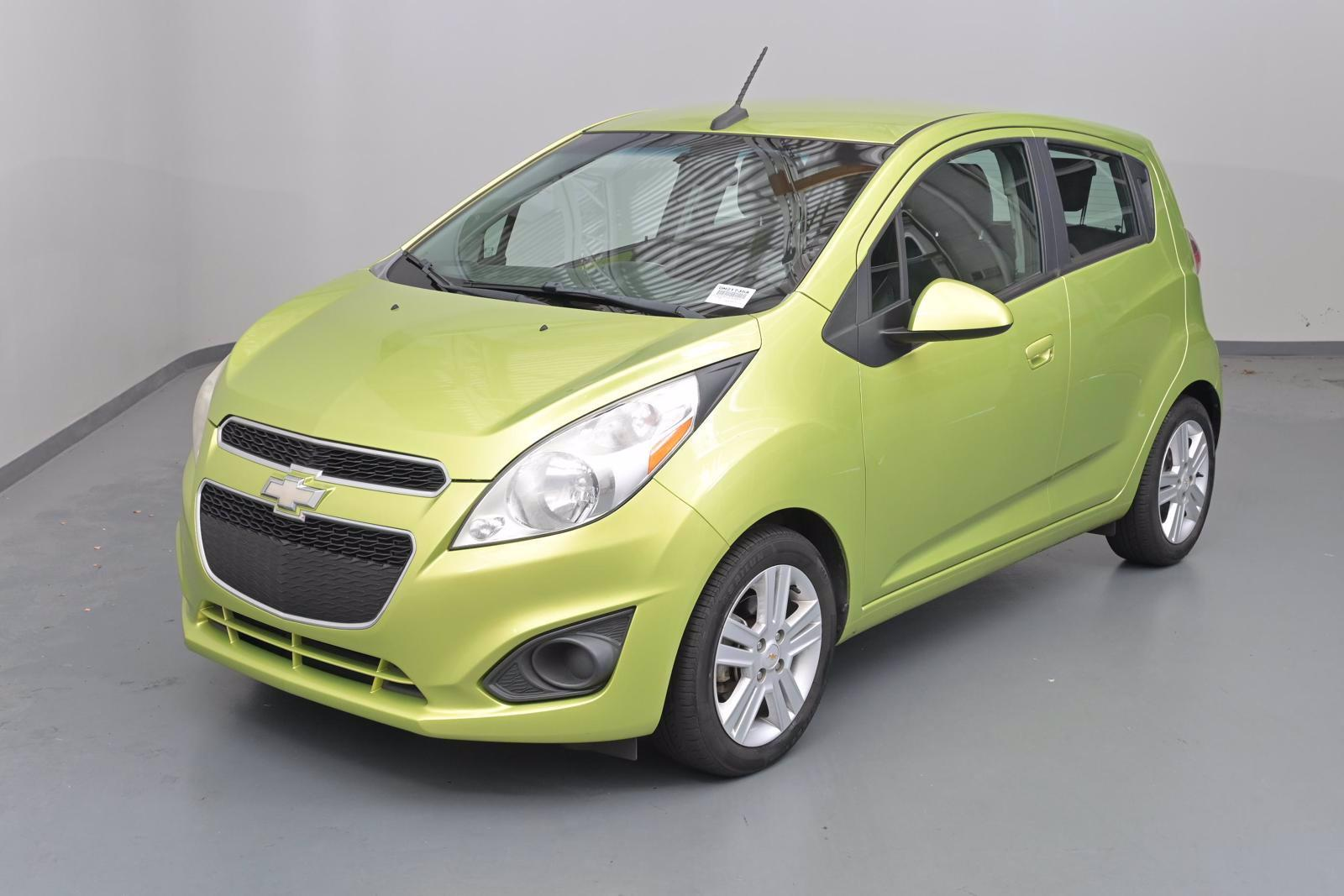 2013 Chevrolet Spark Vehicle Photo in Cary, NC 27511
