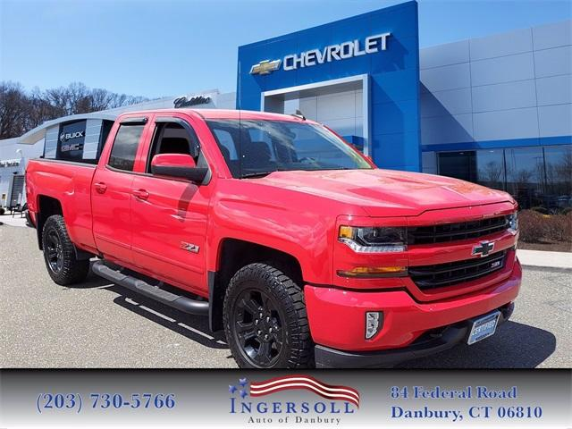 2019 Chevrolet Silverado 1500 LD Vehicle Photo in Danbury, CT 06810
