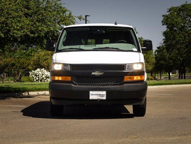 2018 Chevrolet Express Cargo Van Vehicle Photo in Pleasanton, CA 94588