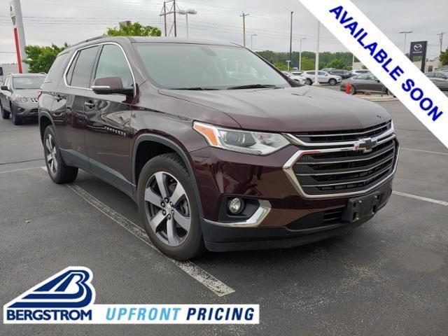 2019 Chevrolet Traverse Vehicle Photo in Appleton, WI 54913