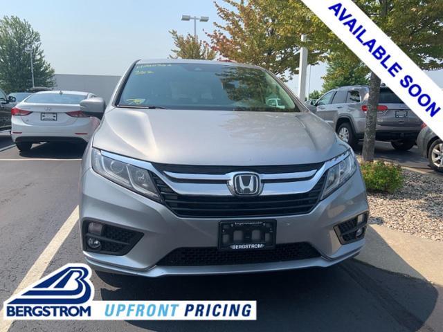 2019 Honda Odyssey Vehicle Photo in Oshkosh, WI 54904