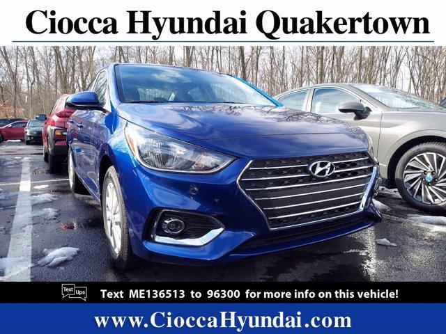 2021 Hyundai Accent Vehicle Photo in Quakertown, PA 18951