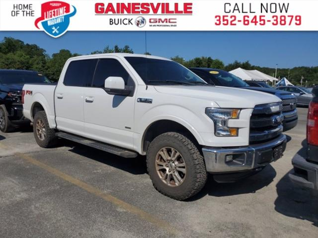 2015 Ford F-150 Vehicle Photo in Gainesville, FL 32609