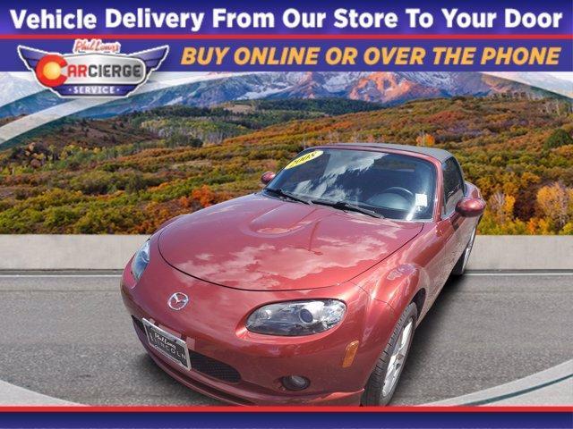 2008 Mazda MX-5 Miata Vehicle Photo in Colorado Springs, CO 80905