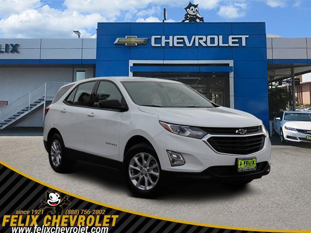 2019 Chevrolet Equinox Vehicle Photo in Los Angeles, CA 90007