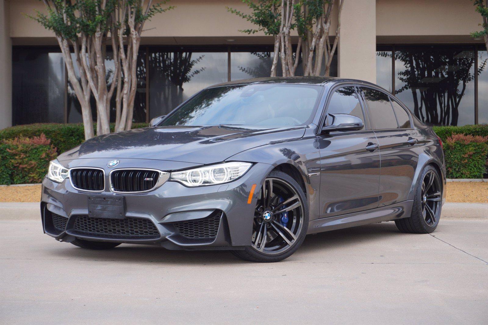 2016 BMW M3 Vehicle Photo in Grapevine, TX 76051