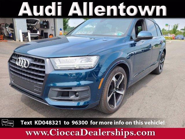 2019 Audi Q7 Vehicle Photo in Allentown, PA 18103