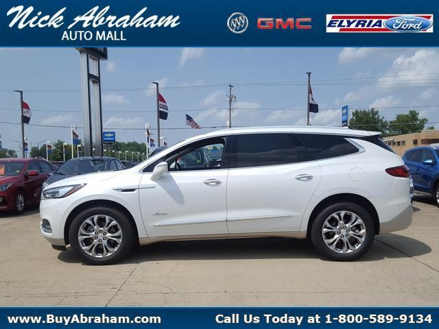 2018 Buick Enclave Vehicle Photo in ELYRIA, OH 44035-6349