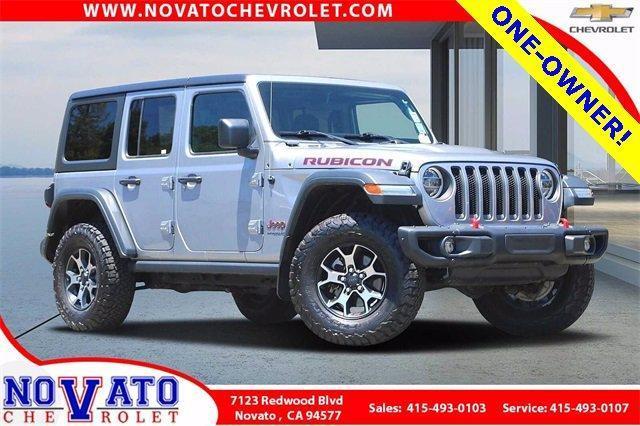 2018 Jeep Wrangler Unlimited Vehicle Photo in NOVATO, CA 94945-4102