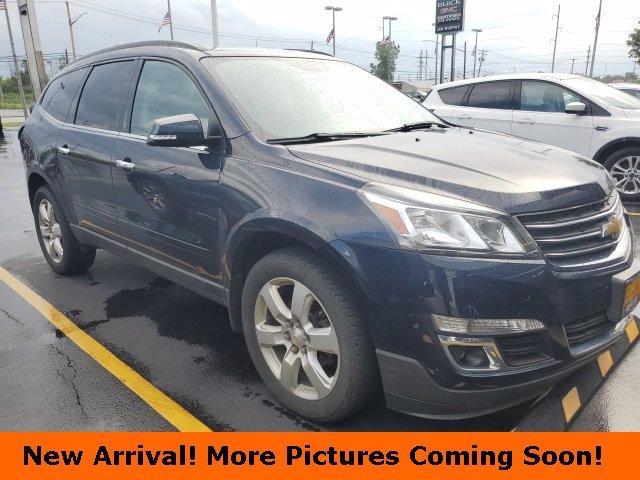 2017 Chevrolet Traverse Vehicle Photo in DEPEW, NY 14043-2608