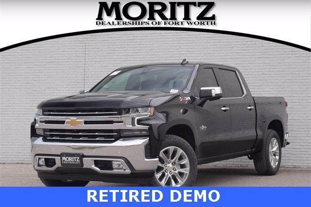 2021 Chevrolet Silverado 1500 Vehicle Photo in Fort Worth, TX 76116