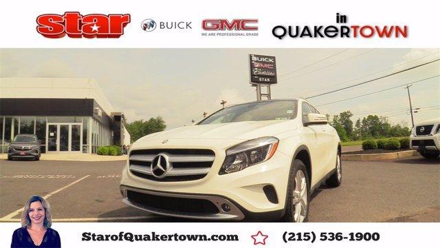 2016 Mercedes-Benz GLA Vehicle Photo in QUAKERTOWN, PA 18951-2312
