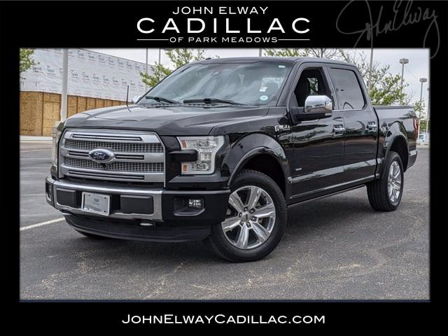 2015 Ford F-150 Vehicle Photo in Lone Tree, CO 80124
