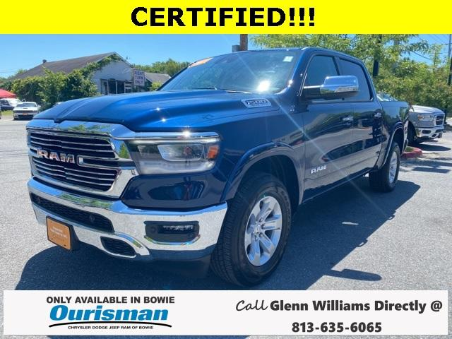 2021 Ram 1500 Vehicle Photo in Bowie, MD 20716