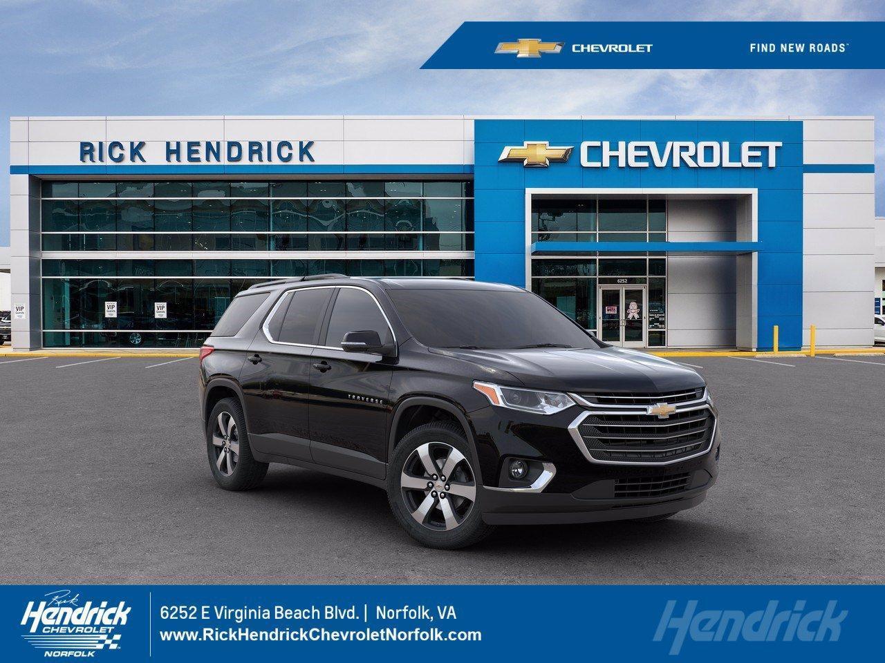 2020 Chevrolet Traverse Vehicle Photo in Norfolk, VA 23502