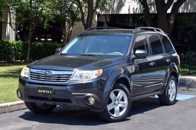 2010 Subaru Forester Vehicle Photo in Dallas, TX 75209