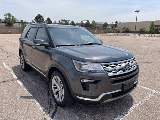 2019 Ford Explorer Vehicle Photo in Colorado Springs, CO 80920