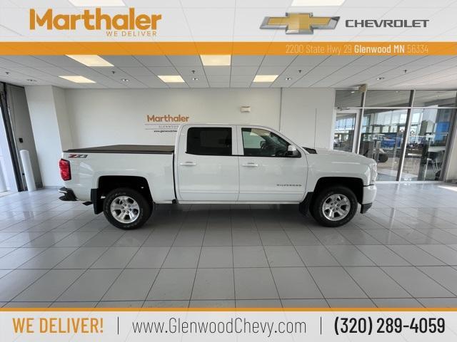 2018 Chevrolet Silverado 1500 Vehicle Photo in GLENWOOD, MN 56334-1123