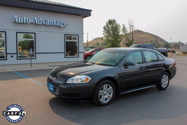 2016 Chevrolet Impala Limited Vehicle Photo in Miles City, MT 59301-5791