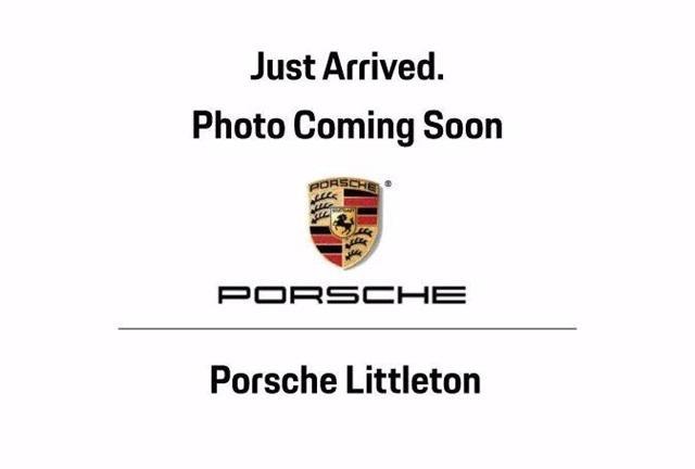 2020 Porsche Cayenne Vehicle Photo in Littleton, CO 80121