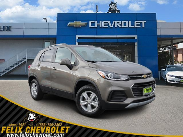2021 Chevrolet Trax Vehicle Photo in Los Angeles, CA 90007