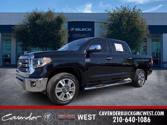 2020 Toyota Tundra 4WD Vehicle Photo in San Antonio, TX 78254