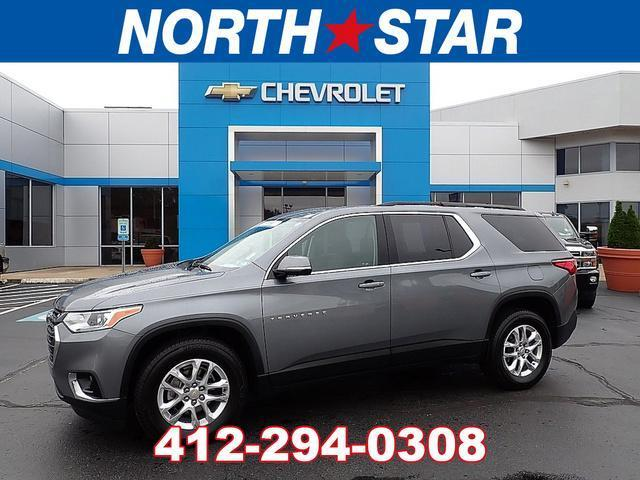 2020 Chevrolet Traverse Vehicle Photo in Moon Township, PA 15108
