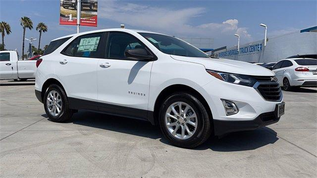 2021 Chevrolet Equinox Vehicle Photo in RIVERSIDE, CA 92504-4106