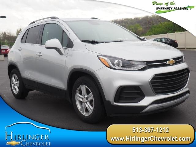 2017 Chevrolet Trax Vehicle Photo in West Harrison, IN 47060