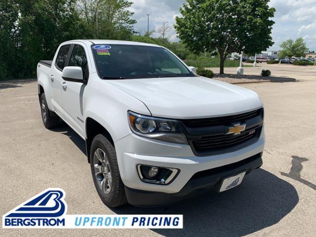 2018 Chevrolet Colorado Vehicle Photo in Appleton, WI 54914