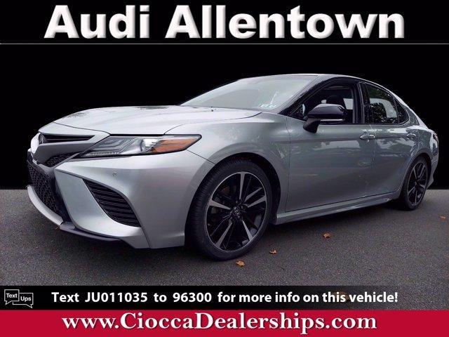 2018 Toyota Camry Vehicle Photo in Allentown, PA 18103