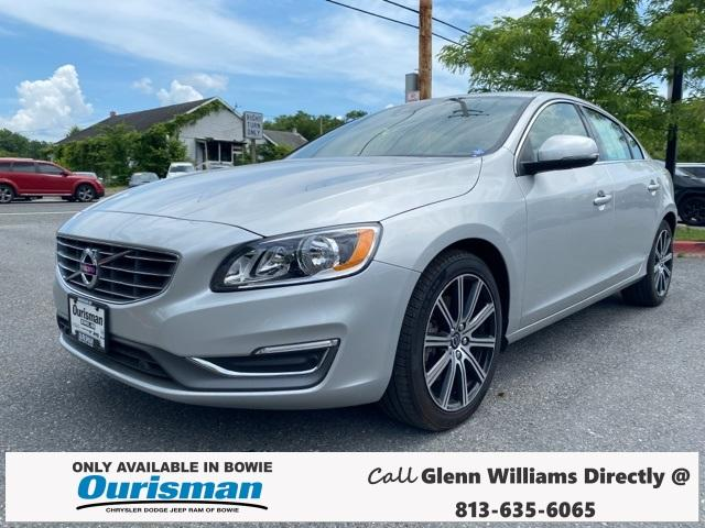 2018 Volvo S60 Vehicle Photo in Bowie, MD 20716