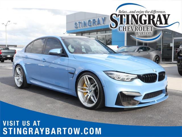 2018 BMW M3 Vehicle Photo in Bartow, FL 33830