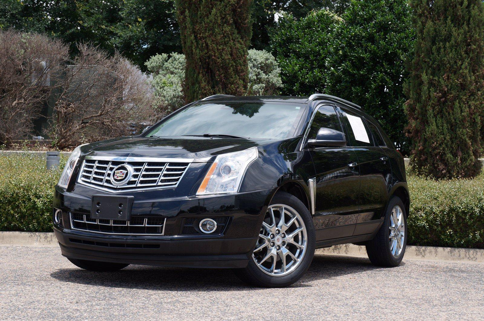 2014 Cadillac SRX Vehicle Photo in Fort Worth, TX 76132
