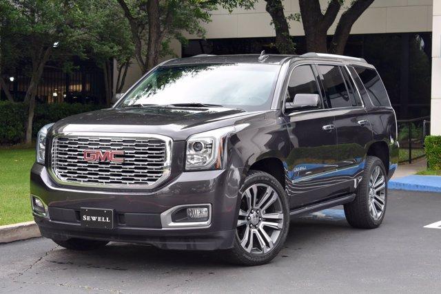 2018 GMC Yukon Vehicle Photo in Dallas, TX 75209